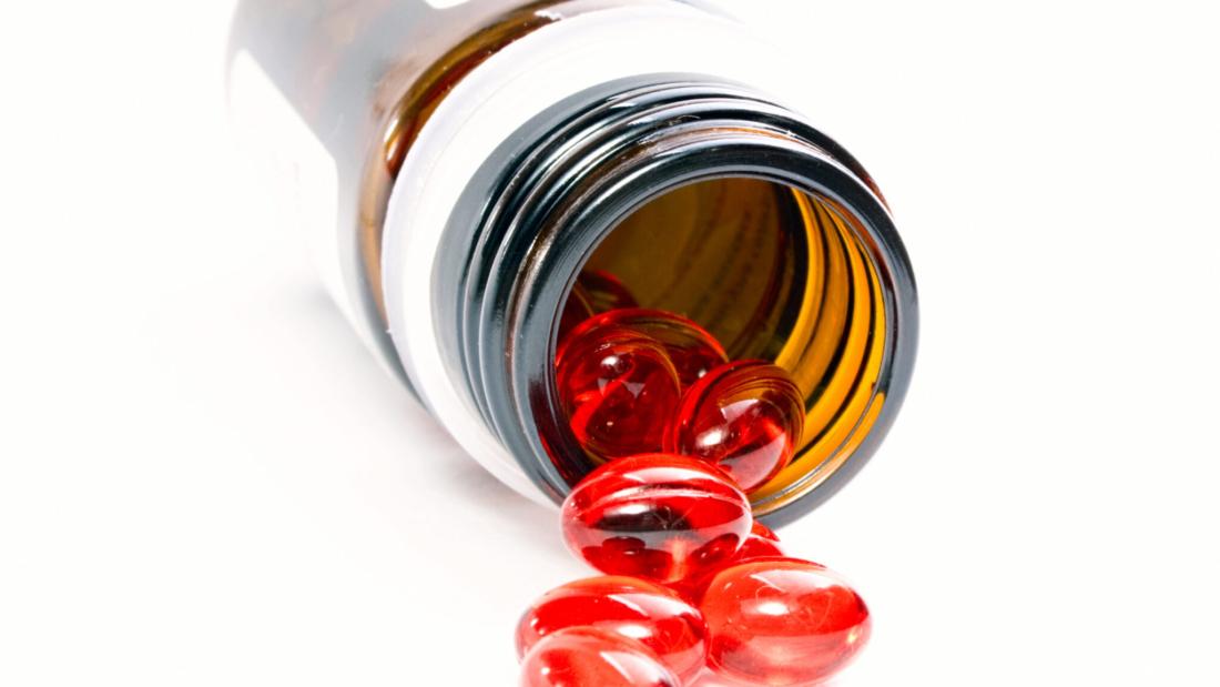 pills versus food