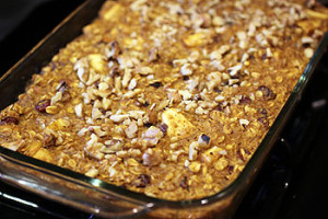 Oatmeal Bake Picture