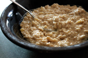 Oatmeal Picture