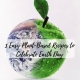 Earth Day Blog Cover photo