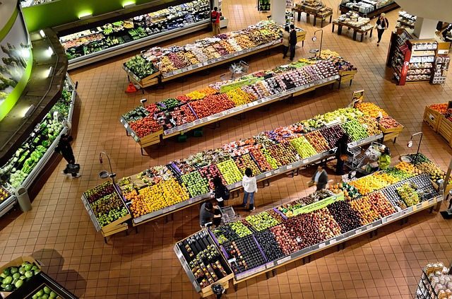 THE GROCERY STORE TOUR